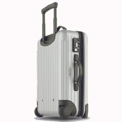 Carry On Case Selecting The Rimowa Salsa Cabin Trolley